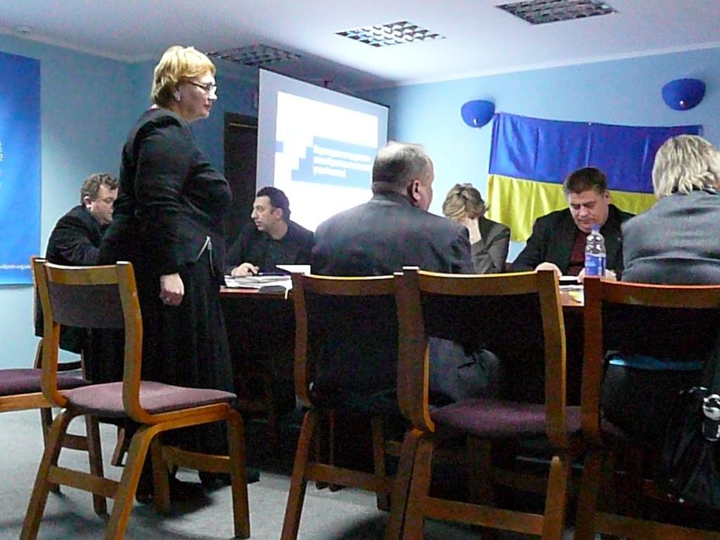 В Києві відбувся дводенний семінар-нарада з керівниками регіональних підрозділів Міністерства України у справах сім'ї, молоді та спорту.