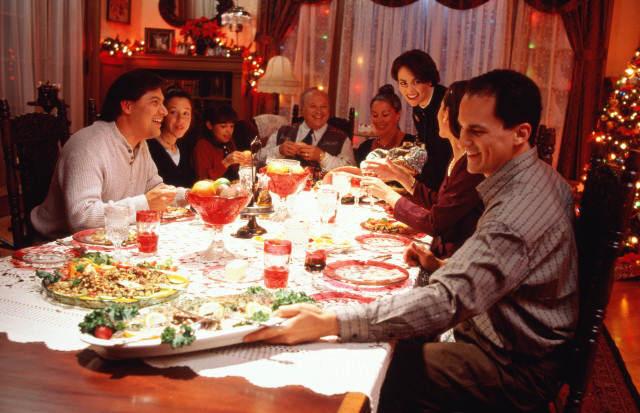 Прості правила святкового застілля. здоров'я, здорове харчування, їжа