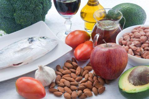 11 продуктів, що знижують холестерин