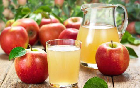 Яблука протипоказані при гастриті