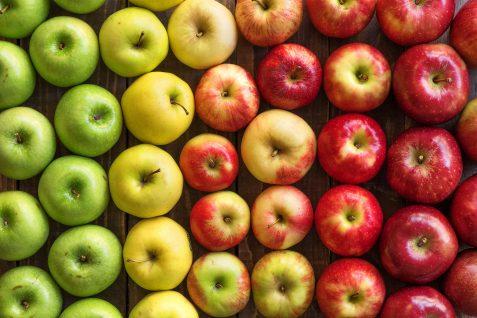 Яблука знижують ризик раку