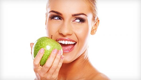 Здорове харчування – запорука гарної посмішки. healthy diet, здорова дієта, здорове харчування, поради, раціональне харчування, рухова активність, харчування